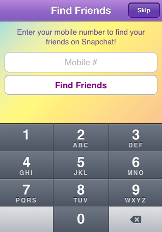 how to find ur friends on snapchat