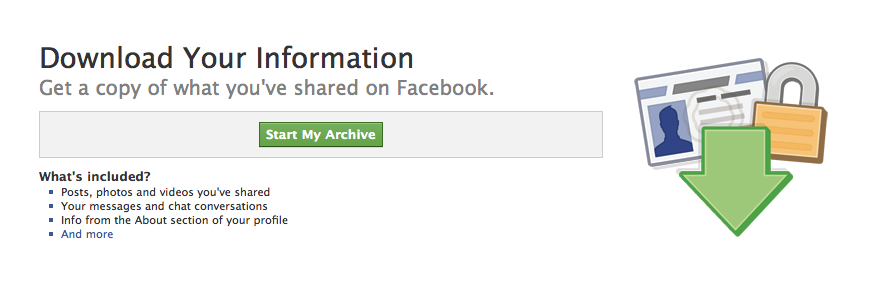 facebook-archive