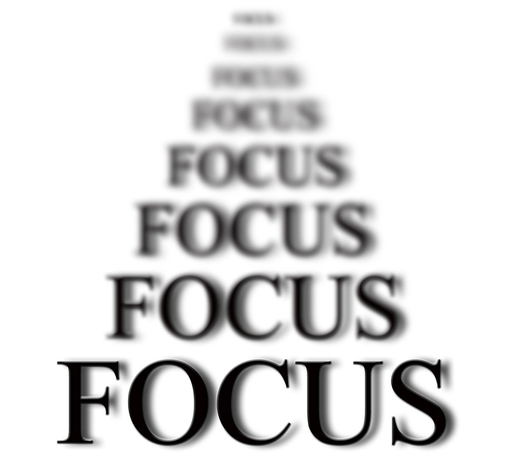 focus-with-blurred